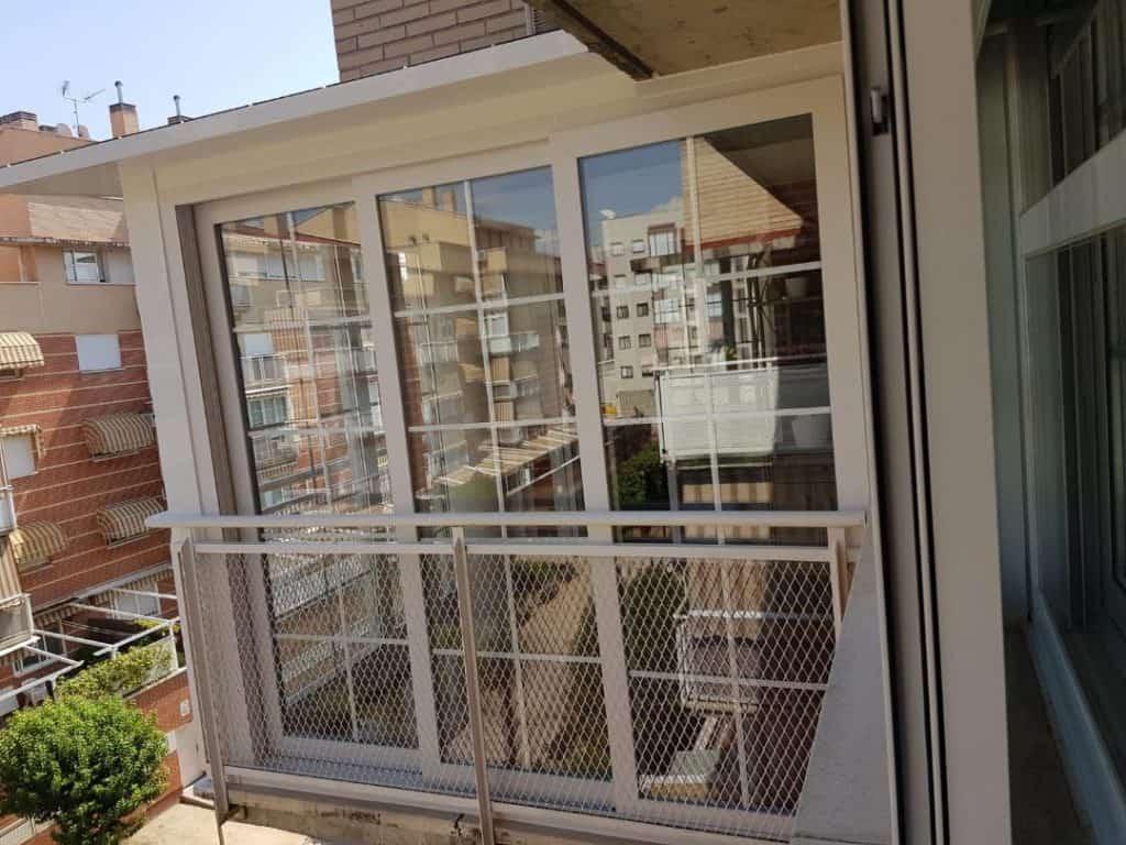 Cambiar ventanas para terraza en Ajalvir
