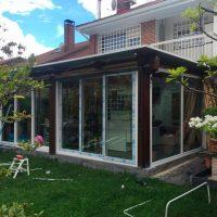 Ventanas de PVC para terrazas en Alovera