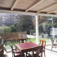 Cerramientos de terrazas en Coslada y alrededores