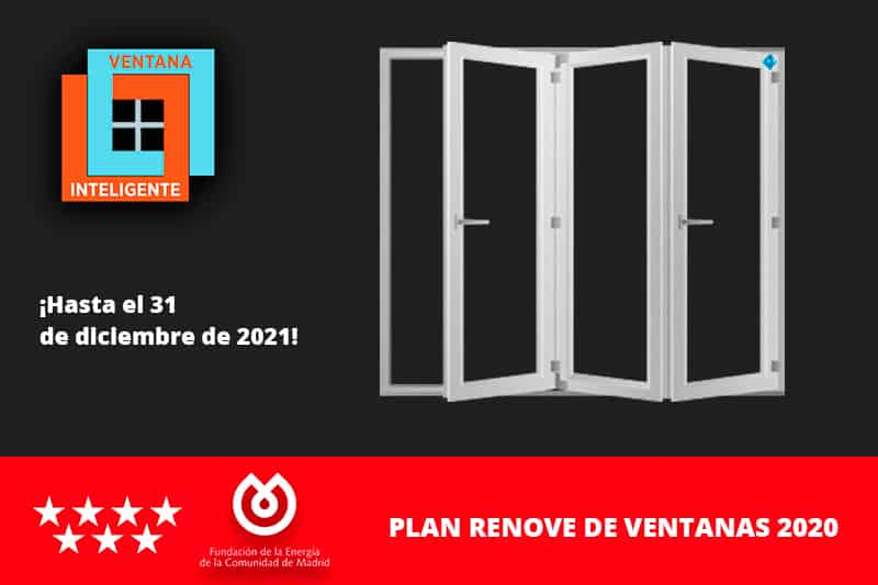 Plan Renove de Ventanas 2020